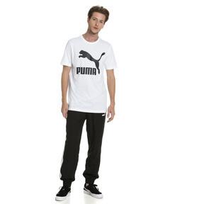 Imagen en miniatura 3 de Camiseta de manga corta con logo de hombre Classics, Puma White, mediana