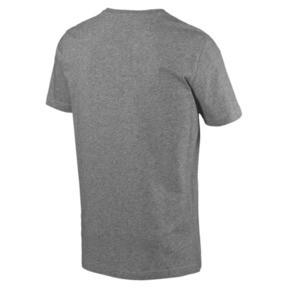 Imagen en miniatura 4 de Camiseta de manga corta con logo de hombre Classics, Medium Gray Heather, mediana