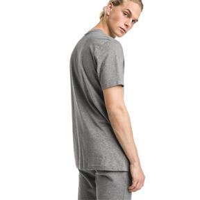 Imagen en miniatura 3 de Camiseta de manga corta con logo de hombre Classics, Medium Gray Heather, mediana