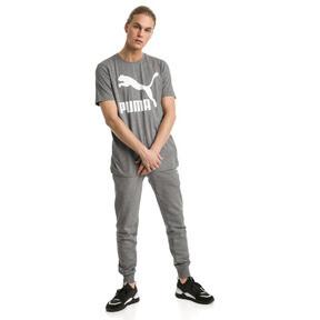 Imagen en miniatura 5 de Camiseta de manga corta con logo de hombre Classics, Medium Gray Heather, mediana