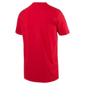Imagen en miniatura 4 de Camiseta de manga corta con logo de hombre Classics, High Risk Red, mediana