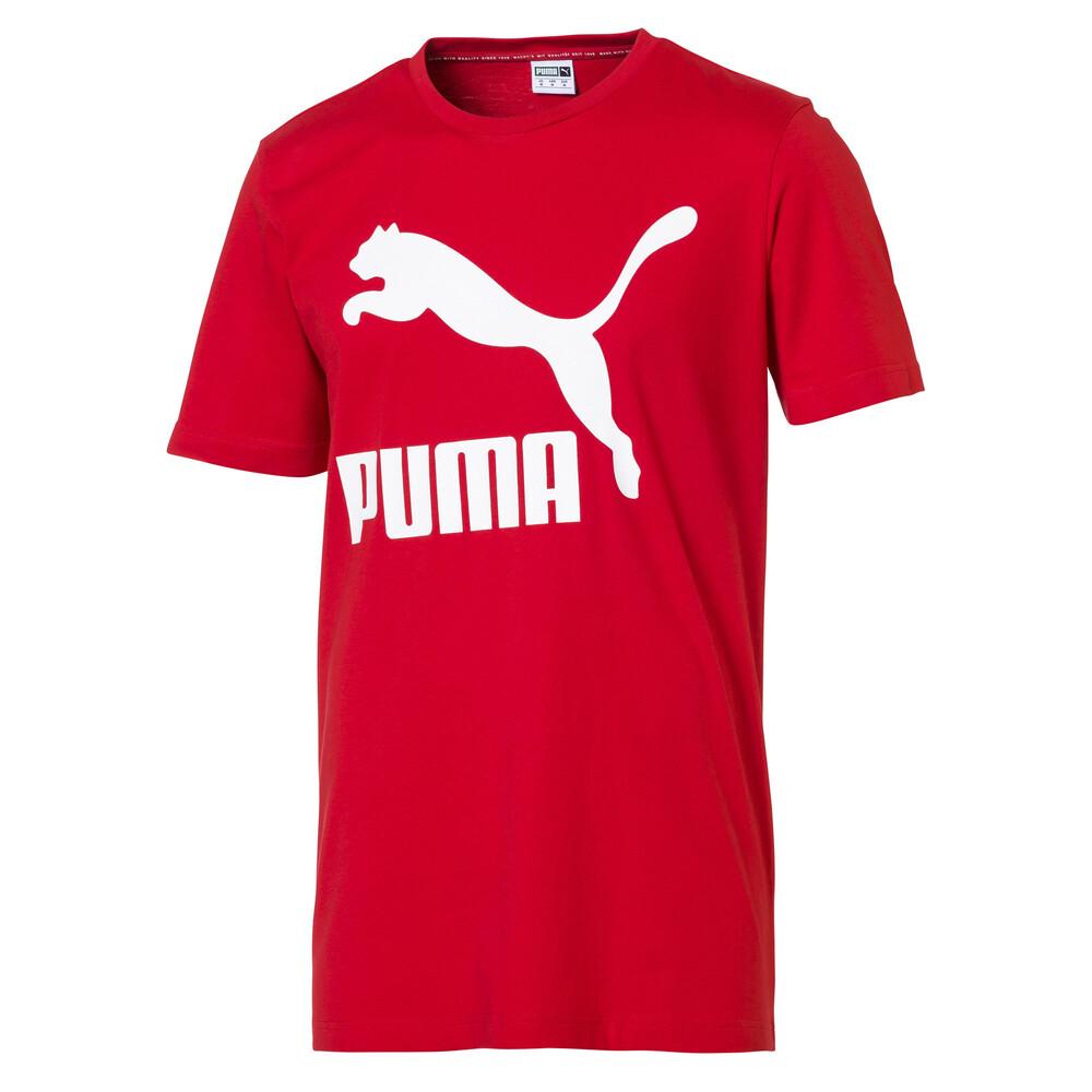 Image Puma Classics Logo Short Sleeve Men's Tee #1