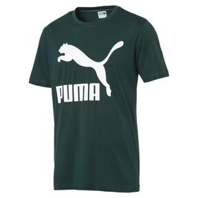 Thumbnail 4 van Classics T-shirt met korte mouwen en logo voor mannen, Ponderosa Pine, medium