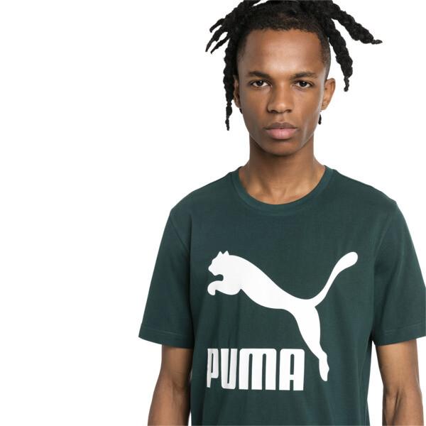 Classics T-shirt met korte mouwen en logo voor mannen, Ponderosa Pine, large