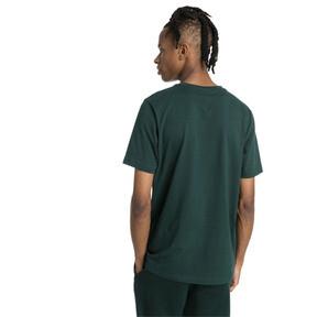 Thumbnail 2 van Classics T-shirt met korte mouwen en logo voor mannen, Ponderosa Pine, medium