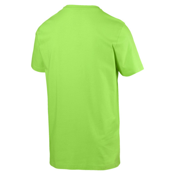 Classics Logo Short Sleeve Men's Tee, Jasmine Green-OG-FTW, large