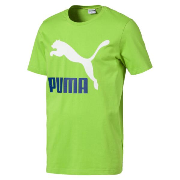 Classics Logo Herren T-Shirt, Jasmine Green-OG-FTW, large