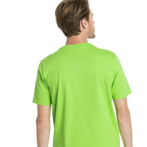 Thumbnail 3 of Classics Logo Short Sleeve Men's Tee, Jasmine Green-OG-FTW, medium