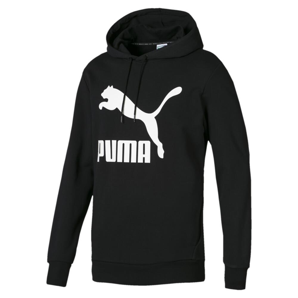 Image Puma Classics Logo Men's Hoodie #1