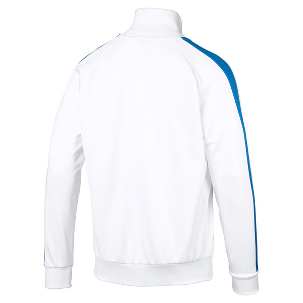 Iconic T7 PT trainingsvest voor mannen, Puma White, large