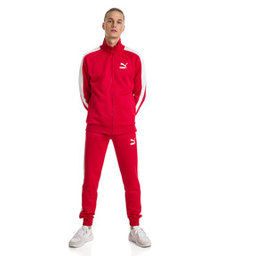 Thumbnail 5 of Iconic T7 PT Men's Track Jacket, High Risk Red, medium
