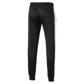 Thumbnail 5 of Iconic T7 Kntted Men's Sweatpants, Puma Black, medium