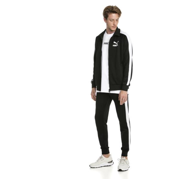 Iconic T7 Men's Track Pants PT, Puma Black, large