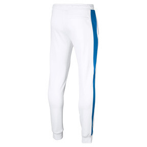 Thumbnail 4 of Iconic T7 Kntted Men's Sweatpants, Puma White, medium