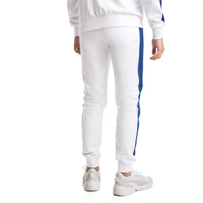 Thumbnail 3 of Iconic T7 Kntted Men's Sweatpants, Puma White, medium