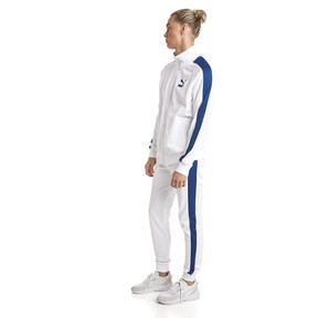 Thumbnail 5 of Iconic T7 Kntted Men's Sweatpants, Puma White, medium
