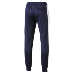 Thumbnail 4 of Iconic T7 Kntted Men's Sweatpants, Peacoat, medium
