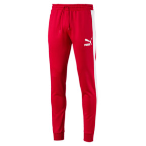 Thumbnail 1 of Iconic T7 Kntted Men's Sweatpants, High Risk Red, medium