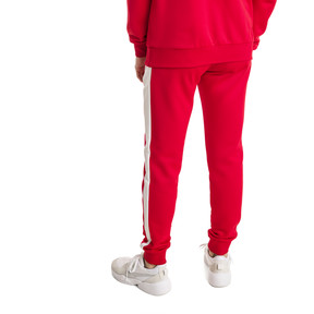 Thumbnail 3 of Iconic T7 Kntted Men's Sweatpants, High Risk Red, medium