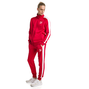 Thumbnail 5 of Iconic T7 Kntted Men's Sweatpants, High Risk Red, medium