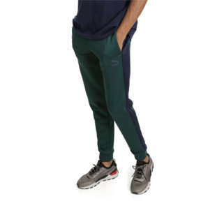 Thumbnail 2 of Iconic T7 Kntted Men's Sweatpants, Ponderosa Pine, medium