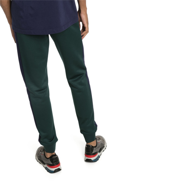 Iconic T7 Kntted Men's Sweatpants, Ponderosa Pine, large