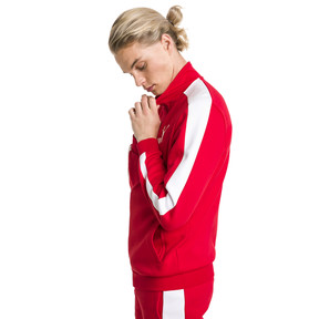 Thumbnail 3 of Archive Iconic T7 Double Knit Men's Track Jacket, High Risk Red, medium