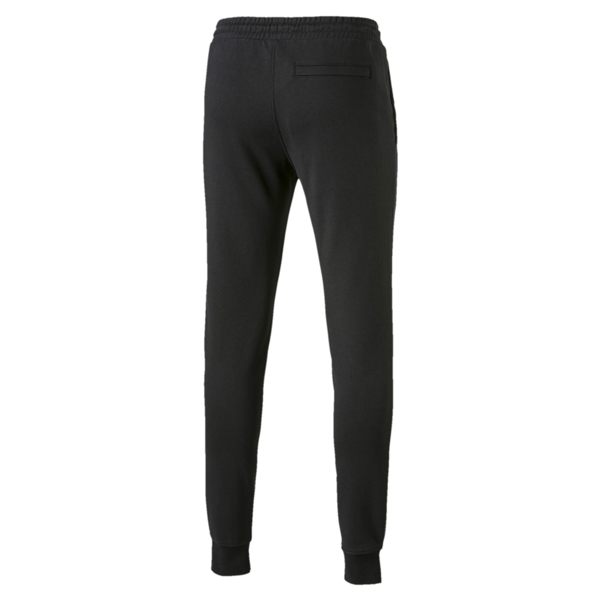 Image Puma Classics Cuffed Men's Sweatpants #5