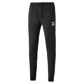 Thumbnail 2 of Classics Men's Cuffed Sweatpants, Cotton Black, medium