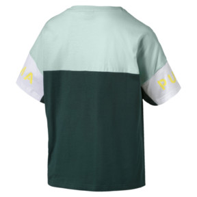Thumbnail 4 of PUMA XTG Women's Tee, Ponderosa Pine, medium