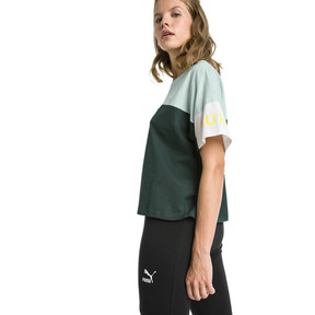 Thumbnail 2 of PUMA XTG Women's Tee, Ponderosa Pine, medium