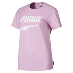 Thumbnail 1 of Downtown Short Sleeve Women's tee, Pale Pink, medium