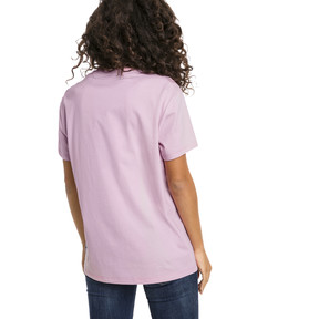 Thumbnail 3 of Downtown Short Sleeve Women's tee, Pale Pink, medium