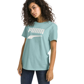 Thumbnail 2 of T-Shirt Downtown pour femme, Aquifer, medium