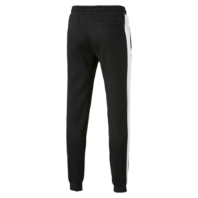 Thumbnail 4 of Archive Iconic T7 Double Knit Men's Track Pants, Cotton Black, medium