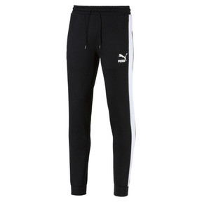 Thumbnail 1 of Archive Iconic T7 Double Knit Men's Track Pants, Cotton Black, medium