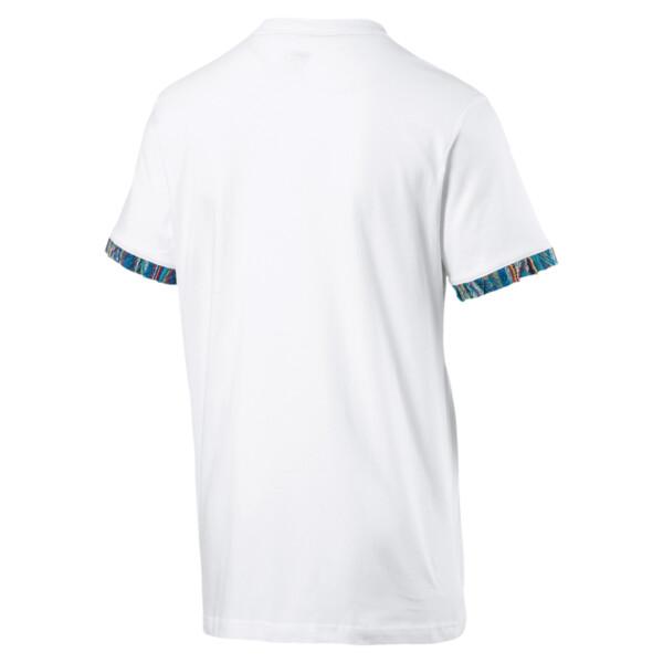 PUMA x COOGI Logo T-Shirt, Puma White, large