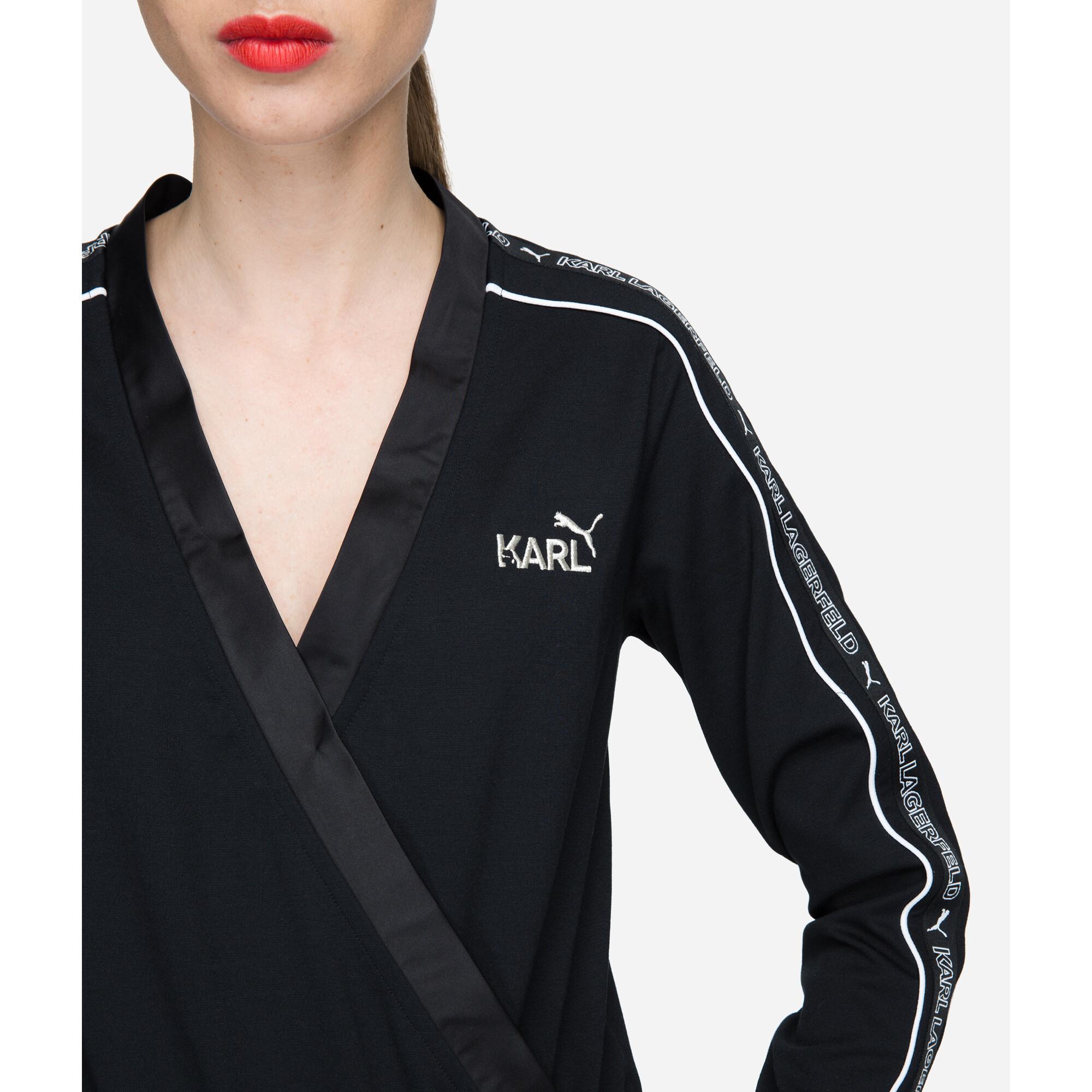 Image Puma PUMA x KARL LAGERFELD T7 Women's Jumpsuit #4