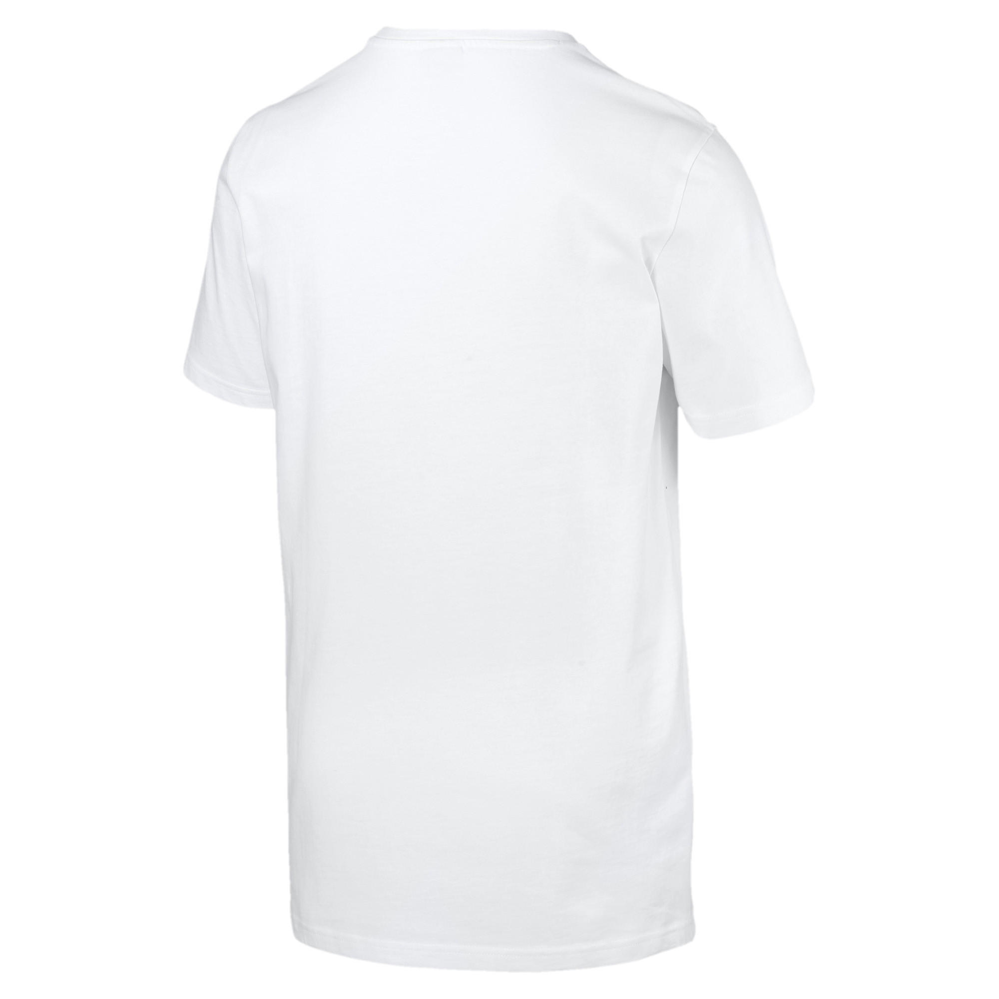 Image Puma Graphic Box Logo Men's Tee #6
