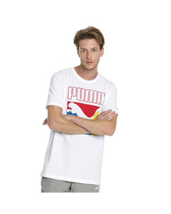 Image Puma Graphic Box Logo Men's Tee