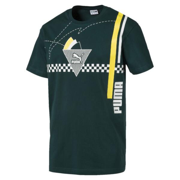 Puma - XTG Graphic Retro Herren T-Shirt - 6