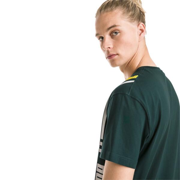 Puma - XTG Graphic Retro Herren T-Shirt - 8