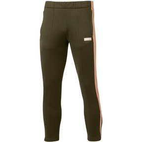 Thumbnail 1 of PUMA x Emory Jones Spezial Groove City Track Pants, Forest Night-Dusty Coral, medium