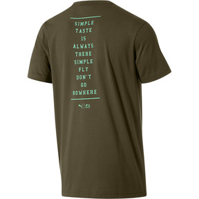Thumbnail 2 of PUMA x Emory Jones Simple Fly T-Shirt, Forest Night, medium