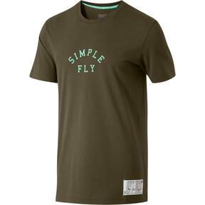 Thumbnail 1 of PUMA x Emory Jones Simple Fly T-Shirt, Forest Night, medium