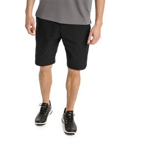 Thumbnail 1 of Short de golf tissé Jackpot pour homme, Puma Black, medium