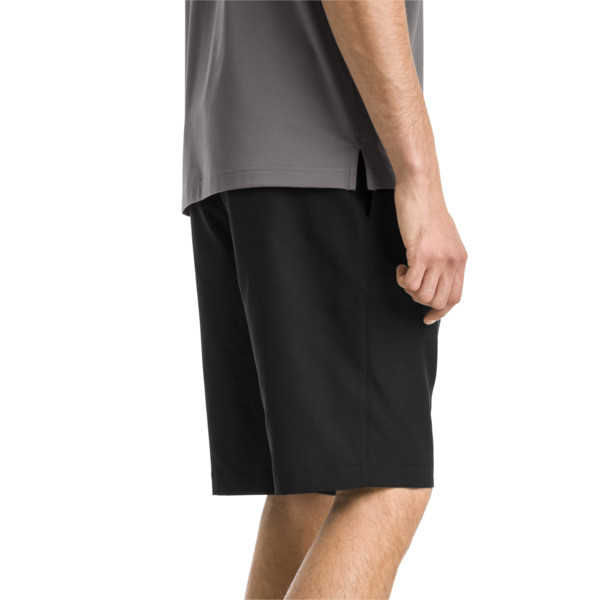Jackpot Woven Men's Golf Shorts, Puma Black, large