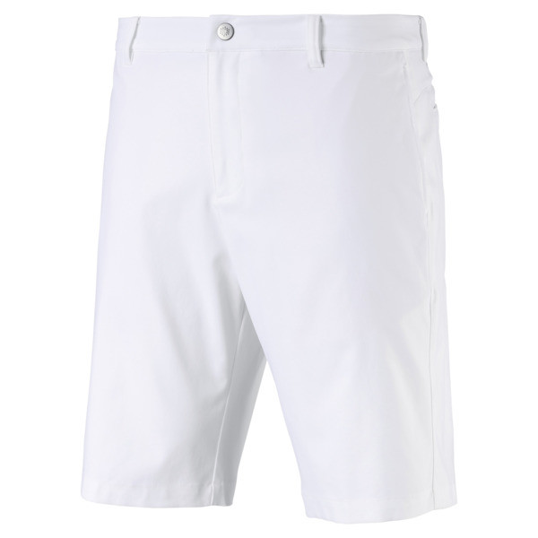 Short de golf tissé Jackpot pour homme, Bright White, large
