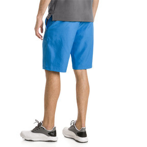 Thumbnail 2 of Jackpot Woven Men's Golf Shorts, Bleu Azur, medium