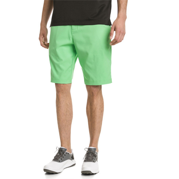 Jackpot Woven Men's Golf Shorts, Irish Green, large